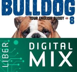 Bulldog åk 8 Digital Mix Elev 12 mån