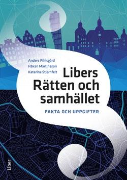 Libers Rätten och samhället Fakta och uppgifter Digitalbok lärarlicens (12 mån)