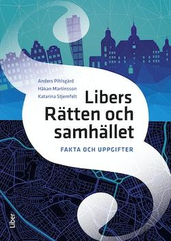 Libers Rätten och samhället Fakta och uppgifter Digitalbok Grupplicens 12 mån