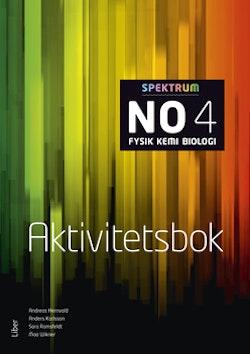 Spektrum NO 4 Aktivitetsbok