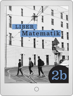 Liber Matematik 2b Digital (elevlicens) 12 mån
