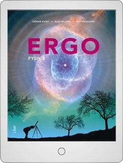 Ergo Fysik 2 Lärarmaterial (nedladdningsbar) 12 mån