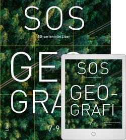 SOS Geografi 7-9 med Digitalt Övningsmaterial
