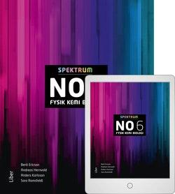 Spektrum NO 6 med Digitalt Övningsmaterial