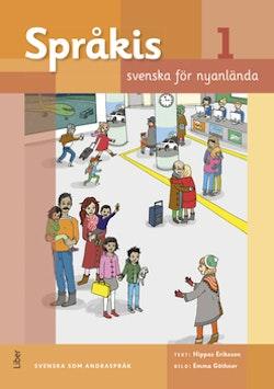 Språkis Svenska för nyanlända 1