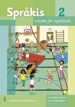 Språkis Svenska för nyanlända 2