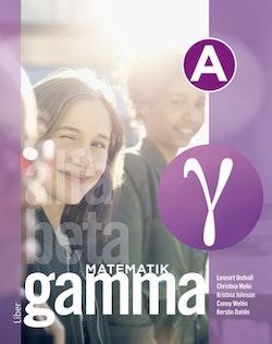 Matematik Gamma A-boken