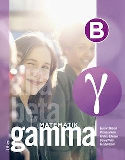 Matematik Gamma B-boken