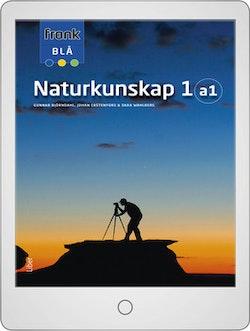 Frank Naturkunskap 1a1 Digital (elevlicens) 12 mån