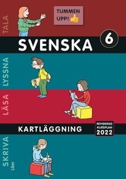 Tummen upp! Svenska kartläggning åk 6