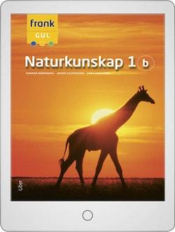 Frank Naturkunskap 1b Digital (elevlicens) 12 mån