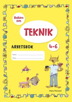 Boken om teknik 4-6 Arbetsbok