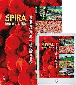 Spira Biologi 2 med Digitalt Övningsmaterial