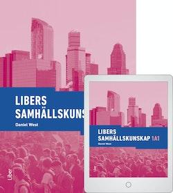 Libers samhällskunskap 1a1 med Digitalt Övningsmaterial