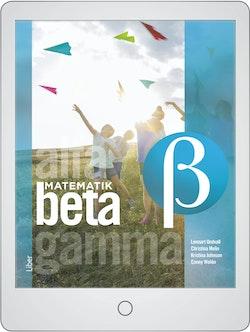 Matematik Beta Lärare 12 mån