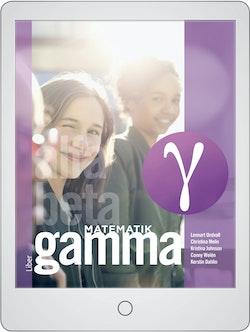 Matematik Gamma Lärare 12 mån