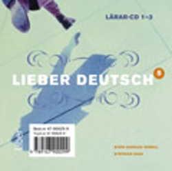 Lieber Deutsch 5  Lärar-cd 1-3