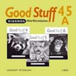 Good Stuff 4, 5+A diagnos hörförståelse-cd