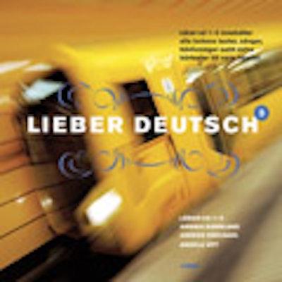 Lieber Deutsch 4 Lärar-cd 1-4