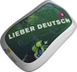 Lieber Deutsch 3 Online Kod i kuvert 12 mån