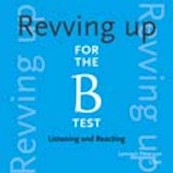 Revving up for B-test cd-skiva