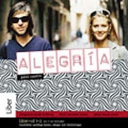 Alegría paso cuatro Lärar-cd 1-2