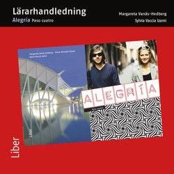 Alegría paso cuatro Lärarhandledning