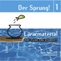 Der Sprung 1 Lärarmaterial cd