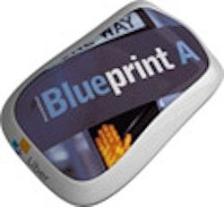 Blueprint A Version 2.0 Online kod i kuvert 6 mån