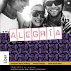 Alegria paso cinco, Lärar-cd 1-2