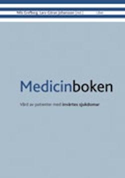 Medicinboken : vård av patienter med invärtes sjukdomar bok med eLabb