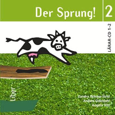 Der Sprung! 2 Lärar-cd 1-2