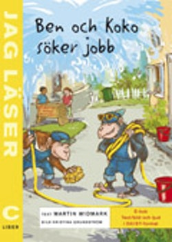 Jag läser C Ben och Koko söker jobb DAISY-format