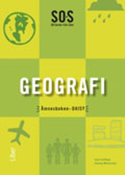 SO-Serien Geografi Ämnesbok e-bok DAISY