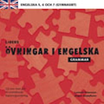 Libers övningar i engelska: Grammar cd