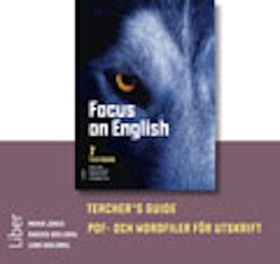 Focus on English 7 Teacher's Guide cd