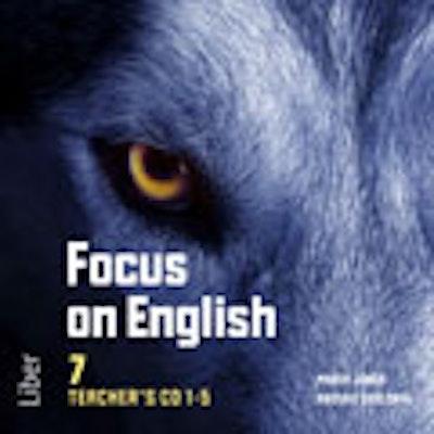 Focus on English 7 Teacher's CD