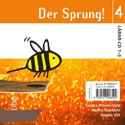 Der Sprung 4 Lärar-cd 1-3