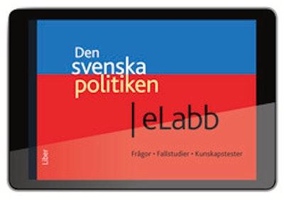 Den svenska politiken eLabb (12 mån) - Strukturer, processer och resultat