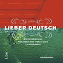Lieber Deutsch Studievägledning för Tyska 2 och 3