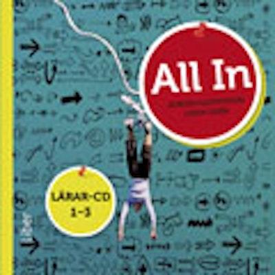 All In Lärar-cd 1-3