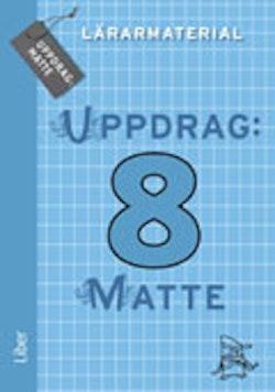 Uppdrag: Matte 8 Lärarmaterial CD