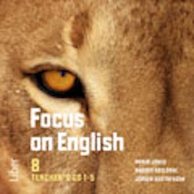 Focus on English 8 Teacher's cd