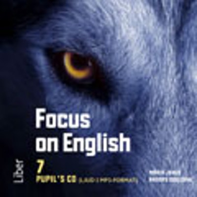 Focus on English 7 Pupil's CD 5-pack