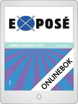 Exposé 1 och 2 Onlinebok Grupplicens 12 mån