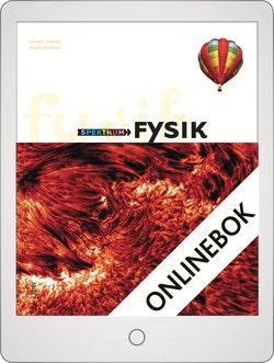 Spektrum Fysik Onlinebok Grupplicens 12 mån