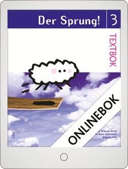 Der Sprung 3 Onlinebok Grupplicens 12 mån