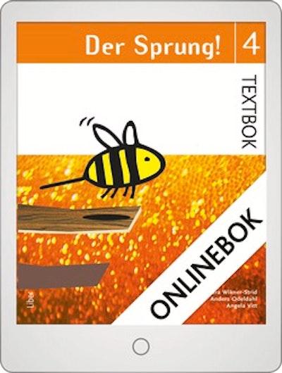 Der Sprung 4 Onlinebok Grupplicens 12 mån