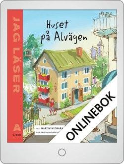 Jag läser A Huset på Alvägen Onlinebok Grupplicens 12 mån