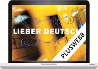 Lieber Deutsch 4 Pluswebb grupplicens 12 mån